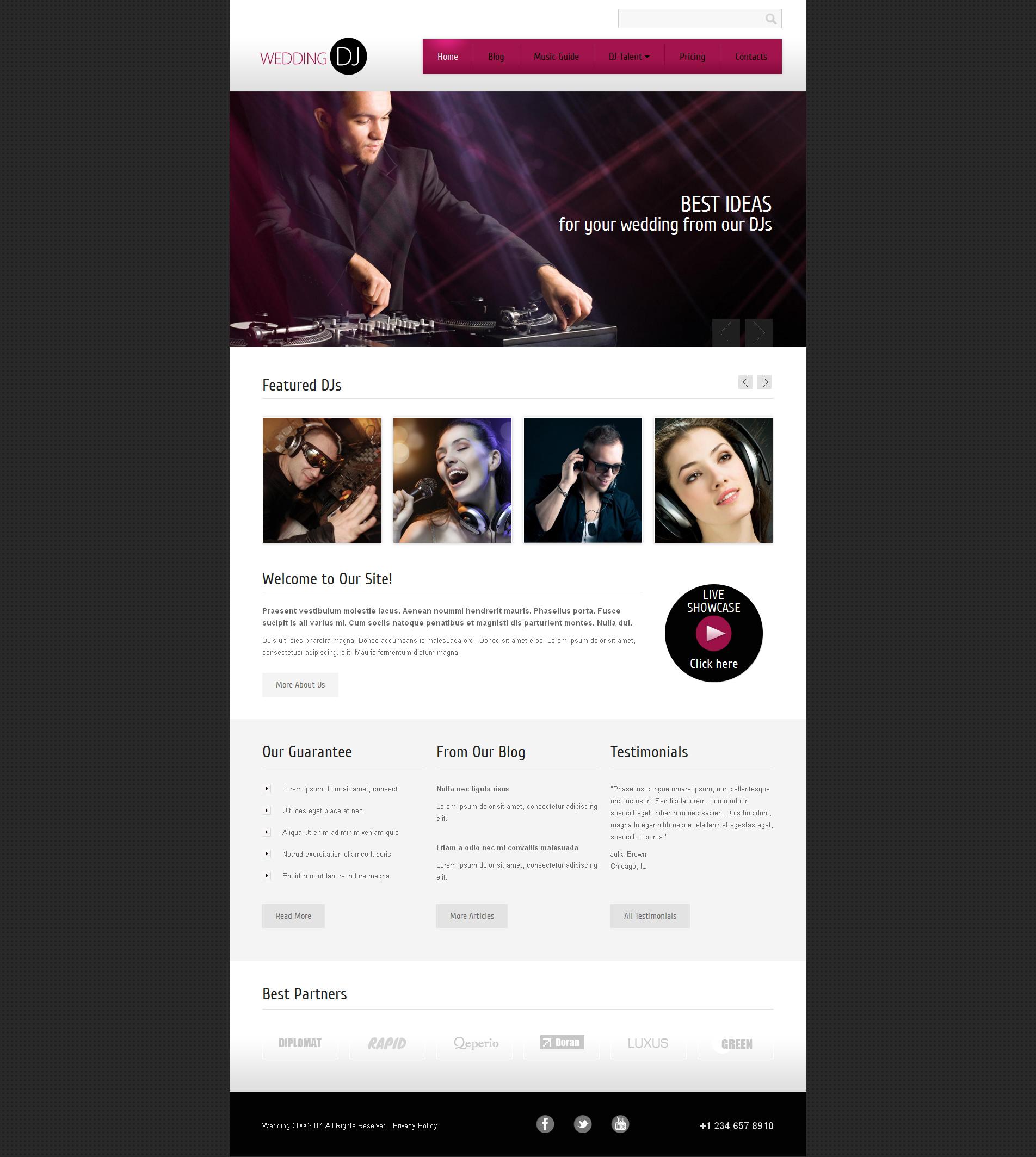 Kişisel Sayfa Drupal #48072 - Ekran resmi