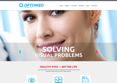 Optometrists Responsive
