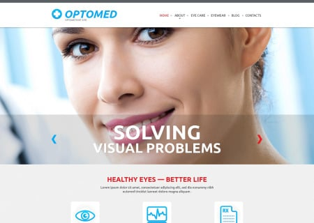 Optometrists Responsive