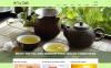 Plantilla Joomla para Sitio de Tienda de Té New Screenshots BIG