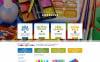 School Supplies Tema Magento №48003 New Screenshots BIG