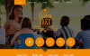 Summer Camp Responsive Website Template New Screenshots BIG