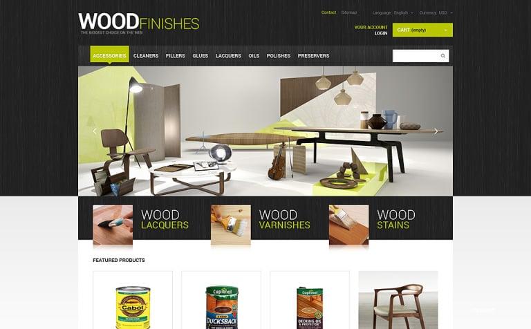 16 Furniture PrestaShop Themes & Templates