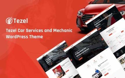 Template 126242 WordPress Theme