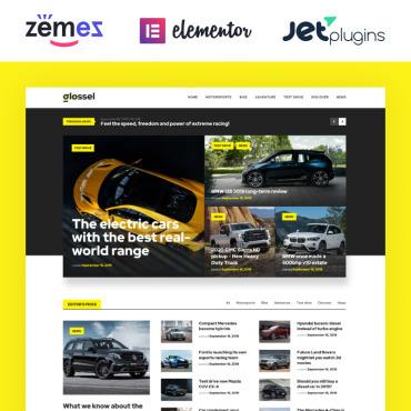 Template 86287 WordPress Theme