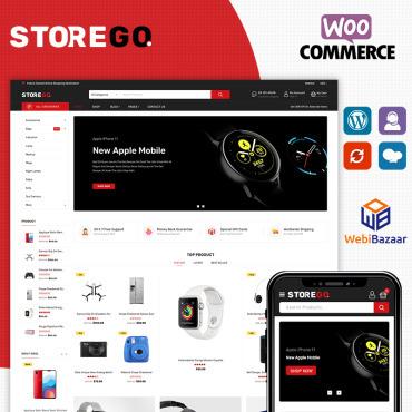 WooCommerce Theme 87256