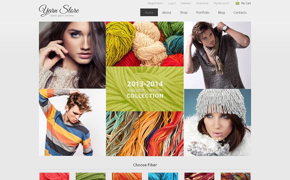 Responsywny motyw WooCommerce #48109 na temat: rzemieślnictwo New Screenshots BIG