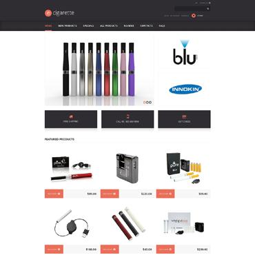 Купить  пофессиональные ZenCart шаблоны. Купить шаблон #48135 и создать сайт.