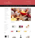 Gifts ZenCart  Template 48136