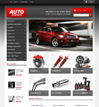 Cars Shopify Template 48157