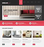 Furniture WordPress Template 48160