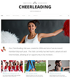 Sport WordPress Template 48163