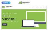 Responsivt Computer Repair - Electronics & Gadgets Responsive HTML Hemsidemall