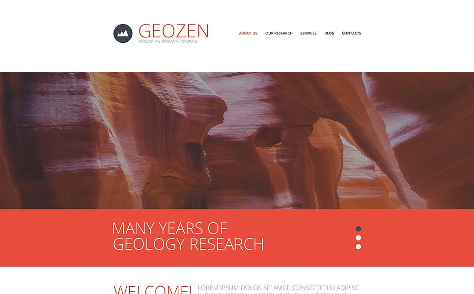 Responsywny szablon strony www #48174 na temat: środowisko New Screenshots BIG
