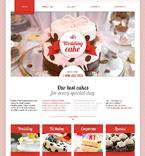 Wedding Website  Template 48177
