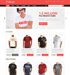 Fashion Jigoshop Template 48185