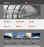 Architecture WordPress Template 48188