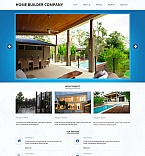 Architecture Moto CMS HTML  Template 48196