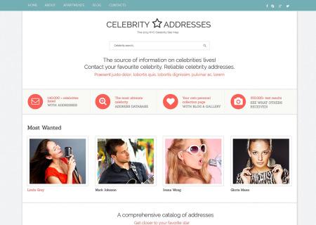 Celebrity  Responsive