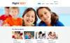 Responsive Hristiyan  Web Sitesi Şablonu New Screenshots BIG