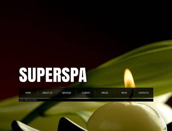 Spa Accessories Moto CMS HTML Template New Screenshots BIG
