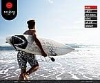 Sport Moto CMS HTML  Template 48210