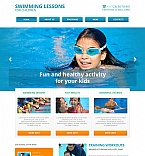 Education Moto CMS HTML  Template 48211