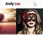 Art & Photography Photo Gallery  Template 48217