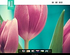 Art & Photography Photo Gallery  Template 48218