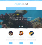 Animals & Pets Website  Template 48225