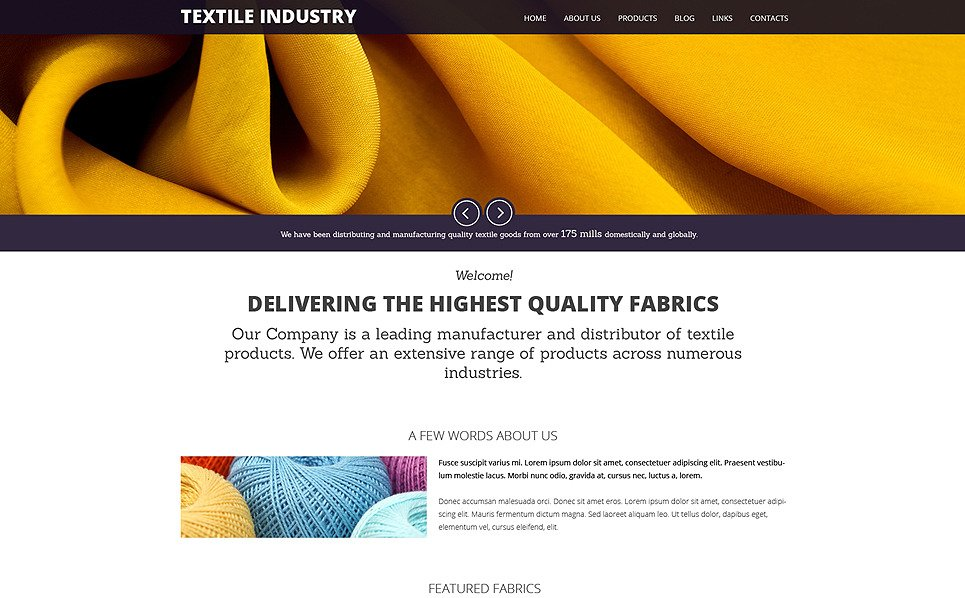 Template Drupal para Sites de Artesaniais №48229 New Screenshots BIG