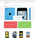 Electronics Magento Template 48232