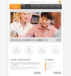 Education Drupal  Template 48236