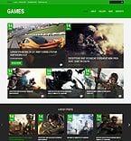 Games WordPress Template 48248