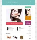 Beauty ZenCart  Template 48267