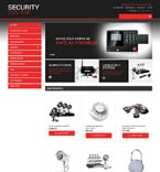 Security Magento Template 48278
