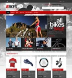 Sport Shopify Template 48285