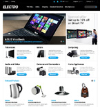 Electronics PrestaShop Template 48286