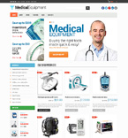 Medical WooCommerce Template 48297
