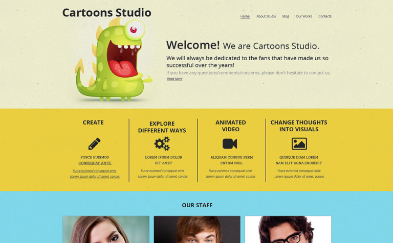 6 Amazing Video Drupal Templates & Themes