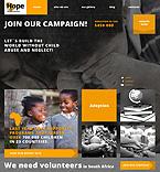 Charity WordPress Template 48301