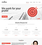 WordPress Template 48302