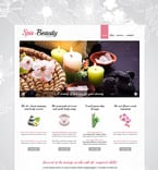 Beauty Joomla  Template 48305