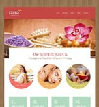 Beauty Joomla  Template 48307