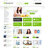 Education PrestaShop Template 48311