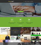 Web design WordPress Template 48312