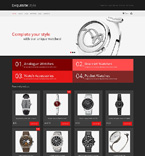 Fashion Jigoshop Template 48313