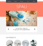 Beauty Website  Template 48324