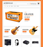 Electronics Magento Template 48327