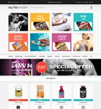 Medical Magento Template 48335